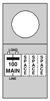 MIDWEST R101C POST MTR PWR OUTLET