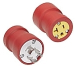 WOOD 1730 ADAPTER - RED HUSK 20A125