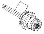 MOLE ERWAAU7000C050 UL-M12-4P(D)-FE