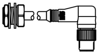 WOOD DNDC230A-M010 5P M/MFE CRDST