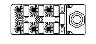 WOOD BTY6030-FBA 6PRT D-BOX