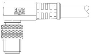 WOOD 403007B09M020 NC 3P M/MP 2M 90