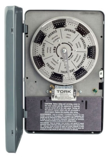 TORK W222 7 DAY TIME SWITCH 40A208-