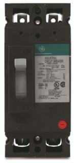 GE Industrial Solutions TEB122030 240 Volt 30 Amp 10 kaic 2-Pole Circuit Breaker