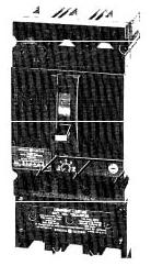 GE TECL36015 MAG BRK 3P 015A 600VAC