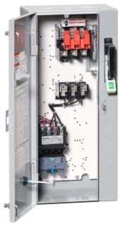 Siemens Industry 17CUB92BF11 120 VAC 0.75 to 3.4 Amp 2 Hp 3-Phase 3-Pole NEMA 1 Non-Reversing Combination Starter