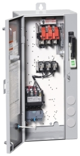 Siemens Industry 17CUC92NF11 120 VAC 3 to 12 Amp 5 Hp 3-Phase 3-Pole NEMA 4/12 Non-Reversing Combination Starter