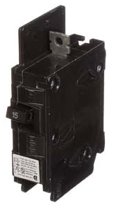Siemens Industry BQ1B040 120 Volt 40 Amp 10 Kaic 1-Pole Type BQ Molded Case Circuit Breaker