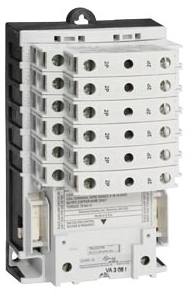 Siemens Industry LCE00C800120A 110/115 to 120 VAC 30 Amp 8-Pole 8NC Open Electrically Held Lighting Contactor