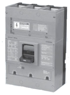 Siemens Industry LD63B600 3-Pole 600 Amp 600 Volt 25 kA Molded Case Circuit Breaker
