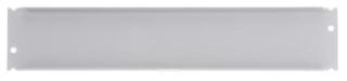 Siemens Industry 6FPB01 1.25 Inch Panelboard Blank Filler Plate
