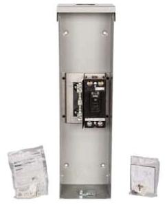 Siemens Industry WB1800C 120/240 VAC 800 Amp 1-Phase 65 kA 3-Wire Circuit Breaker Service Entrance Module