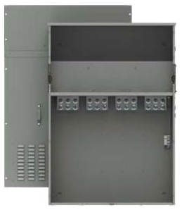 Siemens Industry WET31200BU 240 VAC 1200 Amp 3-Phase 4-Wire 100 kA Tap Box Module
