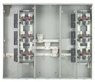 Siemens Industry WPFK2 Meter Center Semi Flush Kit