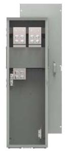 Siemens Industry WTB11200CU 120/240 VAC 1200 Amp 1-Phase 3-Wire 100 kA Meter Center Tap Box Module