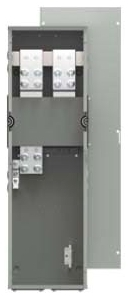 Siemens WTB1800CU 120/240 VAC 800 Amp 1-Phase 3-Wire 100 kA Meter Center Tap Box Module