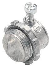 Bridgeport 501-DC2 3/8 Inch Set Screw Connector