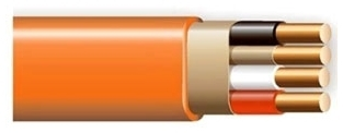 NM-B 10/3 Copper with Ground 250 Foot Carton Non-Metallic Sheathed Branch Circuit Cable