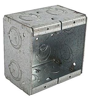 BW 2-MBS MASONRY BOX 2-1/2 INCH DEE