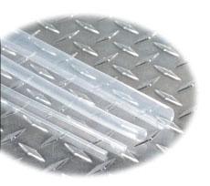 Thomas & Betts CHS18B .125 Inch Diameter 250 Foot Reel Clear PVC Heat Shrink Tubing