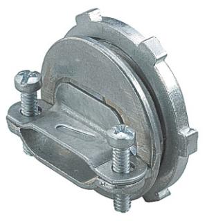 Steel City NC041 1-1/4 Inch NMSC Die-Cast Zinc Clamp Connector