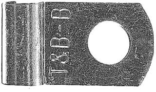 TB AB14-10A NON-INS FLAG TERM, 22-1