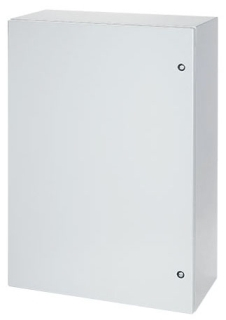 Hoffman CSD302010 30 x 20 x 10 Inch Gray 16 Gauge Steel NEMA 4/12 1-Door Wall Mount Enclosure