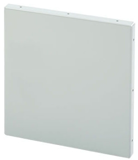 Hoffman F44GCPNK Closure Plate without Knockouts