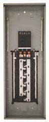 Siemens Industry P1224B3100CU 120/240 VAC 100 Amp 3-Phase 3/4-Wire Main Breaker/Convertible Load Center