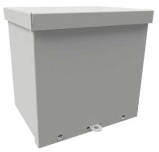 WIEG RSC181808 NEMA3R SCR CVR BOX