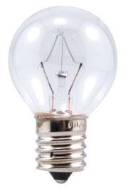 Sylvania Ecologic 13644 120 Volt 40 W 440 lm Clear E17 Intermediate Base S11 Incandescent Lamp
