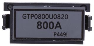 GE GTP0800U0820 GTU 800A RATING PLU