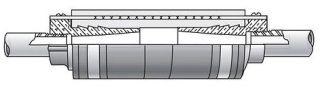 OZ-G DX-50 1/2 EXPANSION JOINT