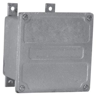OZ-G YG-080806 CAST IRON JUNCT BOX