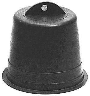 Carlon P258NT 4 Inch Polyethylene Plug with Tab