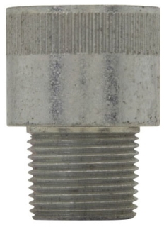 Crouse-Hinds Series REA12 SA 1/2 x 3/4 Inch Copper Free Aluminum Male to Female Threaded Conduit Adapter
