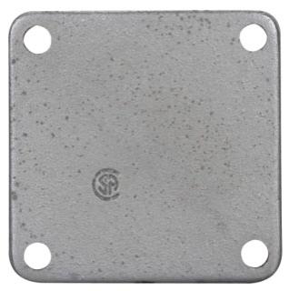 CRSH RSMP0 BLANK HUB PLATE 4 1/2 X
