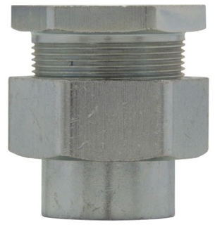 Crouse-Hinds Series UNF305 1 Inch Steel Female Conduit Union