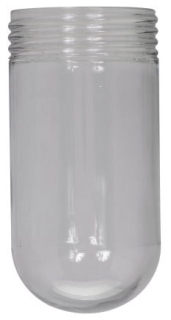 Crouse-Hinds Series V63 6-3/4 Inch Clear Glass Globe