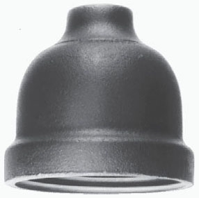 Crouse-Hinds Series VDA275 3/4 Inch 150 W A-23 Lamp Pendant Gasketed Fixture
