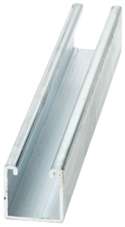 B-Line Series B22-120SS6 1-5/8 x 1-5/8 Inch 12 Gauge 10 Foot Stainless Steel Channel
