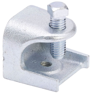 B-Line Series B444-1/4ZN 1/4 Inch Rod Support