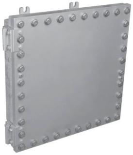 CRS-H EJB361208 36X12X8 AL JCT-BOX