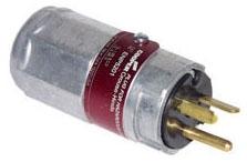 Crouse-Hinds Series ENP5151 Ark Gard 125 Volt 15 Amp FS Plug