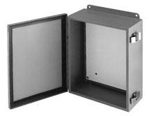 B-Line Series 14126-12CHQRC Type 12 Continuous Hinge Quick Release Cover Enclosure