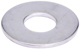 B-Line Series 3/8FWZN 3/8 Inch Zinc Plated Flat Washer
