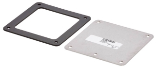 B-Line Series 44-4XSFCP NEMA 4X Feed-Through Closure Plate