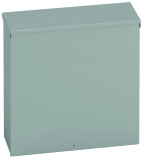 B-Line Series 664 RTSC NK Type 3R Painted Screw Cover Junction Box