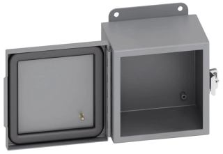 B-Line Series 863.5-4CHC Type 4 JIC Continuous Hinge Cover Enclosure