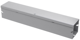 B-Line Series 8872 HSNK 72 x 8 x 8 Inch NEMA 1 14 Gauge Steel Hinged Screw Cover Wireway
